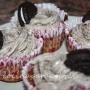 Cupcakes de oreo - Paso 1 de la receta