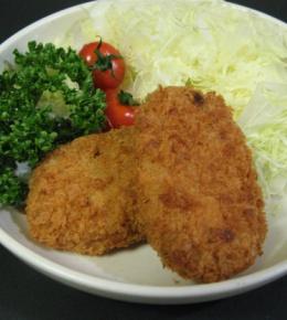 Korokke (croquetas japonesas de carne y patata)