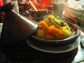 Tajín marroquí