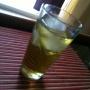 "Piña ""hierbada"" (Zumo de piña con licor de hierbas) - Paso 1 de la receta"