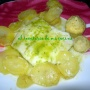 Bacalao al horno con patatas y alcachofas - Paso 6 de la receta