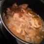 Pollo en salsa fácil - Paso 7 de la receta