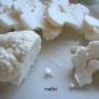 Pastel light de brocoli y coliflor - Paso 1 de la receta
