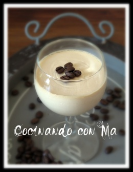 Crema de Mascarpone al Café