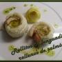 rollitos de lenguadina rellenos de salmon - Paso 3 de la receta