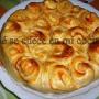Pastel de brioche salado - Paso 4 de la receta