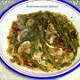Champiñon con esparragos trigueros - Paso 1 de la receta