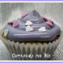 Cupcakes con Merengue - Paso 5 de la receta