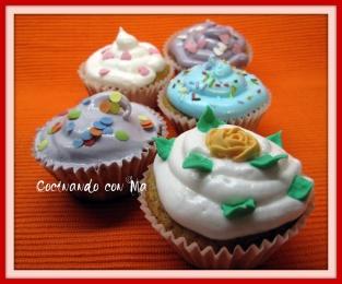 Cupcakes con Merengue