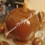 Manzanas Cubiertas de Caramelo - Paso 12 de la receta