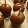 Manzanas Cubiertas de Caramelo - Paso 8 de la receta