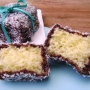 Lamington Cake - Paso 1 de la receta