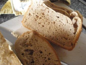 pan dulce de desayuno en panificadora