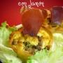 Pasteles de Cordero y Jamón - Paso 1 de la receta