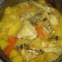 Pollo guisado - Paso 5 de la receta