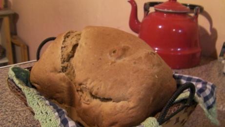 pan dulce de café