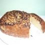 Bizcocho con pepitas de chocolate - Paso 1 de la receta
