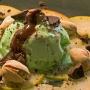 Helado de pistacho - Paso 4 de la receta