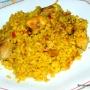 Arroz con pollo (Paella sencilla) - Paso 10 de la receta