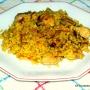Arroz con pollo (Paella sencilla) - Paso 1 de la receta