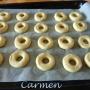 Donuts sin gluten - Paso 3 de la receta