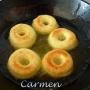 Donuts sin gluten - Paso 5 de la receta