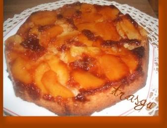 Tarta de manzana Al caramelo