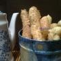 bastones de avellana - Paso 1 de la receta