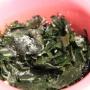 Tosta de Wakame - Paso 1 de la receta