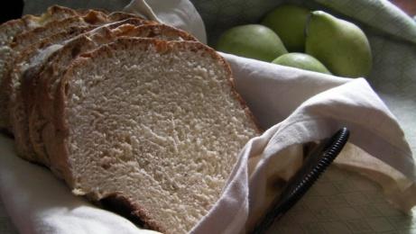 pan de pera y canela