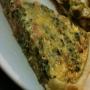 Quiche de Jamón y Verduras - Paso 5 de la receta