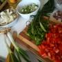 Frito Mallorquín - Paso 1 de la receta