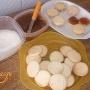 Alfajores de maicena - Paso 2 de la receta
