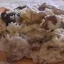 risotto shiitake a los tres quesos - Paso 5 de la receta