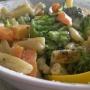 falsa carbonara de verduras al wok - Paso 4 de la receta