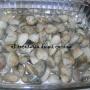 Almejas a la marinera - Paso 1 de la receta