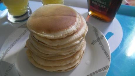 Tortitas (pancakes americanos)