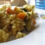 Arroz con verduras - Paso 7 de la receta