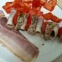 Brochetas de solomillo con dátiles y bacon - Paso 2 de la receta