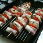 Brochetas de solomillo con dátiles y bacon - Paso 3 de la receta