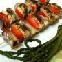 Brochetas de solomillo con dátiles y bacon - Paso 4 de la receta