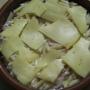 plumas a los tres quesos (o carbonara ligera) - Paso 5 de la receta