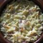 plumas a los tres quesos (o carbonara ligera) - Paso 6 de la receta
