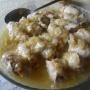 Rollitos de pollo en salsa - Paso 4 de la receta
