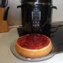 Tarta de queso en mi olla programable - Paso 4 de la receta