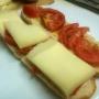 Bocadillo de jamón y queso - Paso 2 de la receta