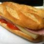 Bocadillo de jamón y queso - Paso 3 de la receta