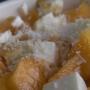 ensalada de melocotón - Paso 3 de la receta